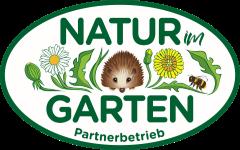 Naturgarten Partnerbetrieb Logo